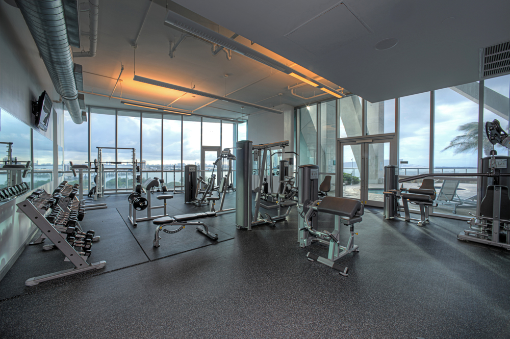 What are the benefits of going to fitness centers in West Palm Beach?