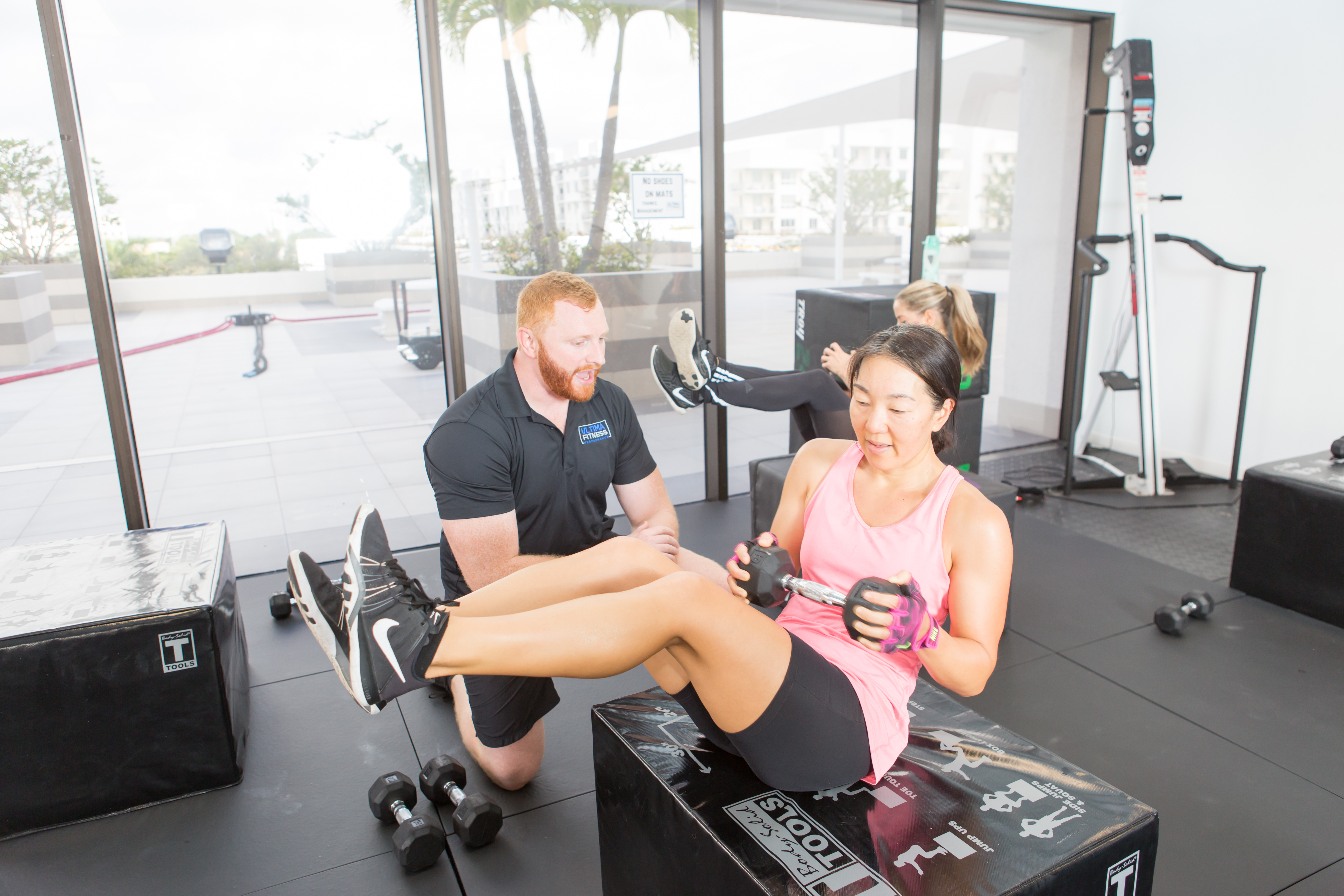 Where can I try kickboxing in west palm beach?